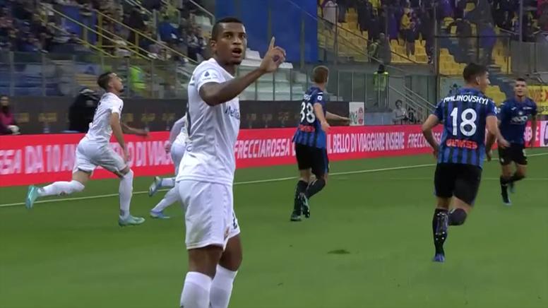 Cori razzisti contro Dalbert: multa di 10 mila euro all'Atalanta. Goal
