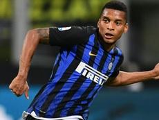 Dalbert verse l'addio all'Inter. Goal
