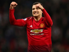 Dalot is delighted with Man Utd's fighting spirit. GOAL