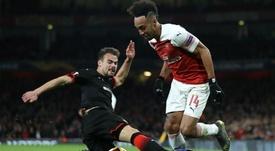 Arsenal s'est imposé face à Rennes. Goal