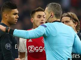 VAR wins backing of Ramos and Courtois after controversial Tagliafico call