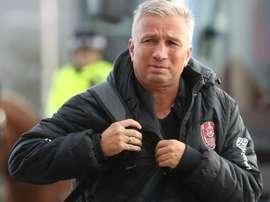 L'entraîneur de Cluj inquiet. GOAL