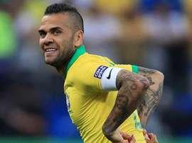 Dani Alves não descarta volta ao Brasil. Goal