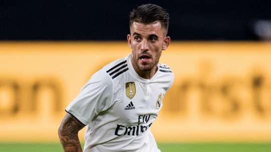 Ceballos insisted there was no bad blood between him and Zidane. GOAL
