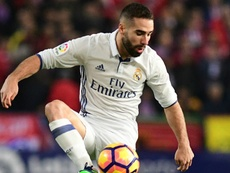 Dani Carvajal apologised for his gesture. Goal