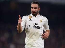 Dani Carvajal Betis Real Madrid LaLiga 13012019