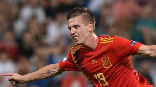He has been called up to Spain. GOAL