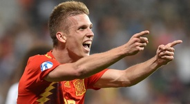 Bayern failed in late bid for Dani Olmo, claims Dinamo director Mamic. GOAL