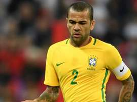 Dani Alves to replace Neymar as Brazil captain at Copa America