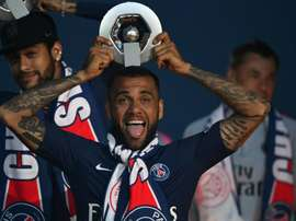 Dani Alves has announced he will not be continuing at PSG next season. GOAL