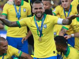 Dani Alves eyeing 2022 World Cup