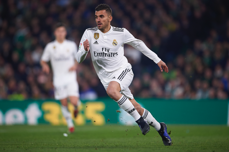 Dani Ceballos will decide whether to stay at Real in a few weeks. GOAL