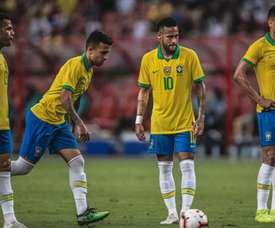 Brasil culpa fuso, calor e relaxamento por empate. Goal