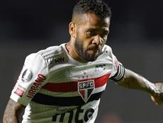 Quando Daniel Alves vai voltar a jogar pelo São Paulo? EFE