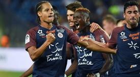 Congré sauve Montpellier. AFP