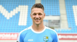 Daniel Frahn has been dismissed by Chemnitzer for sitting with far-right supporters. GOAL