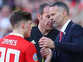 Giggs believes James will be a success at United. GOAL