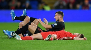 Giggs says Daniel James was not concussed despite appearing to be conscious v Croatia. GOAL