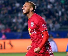 Royer's late goal sent the Red Bulls top. GOAL