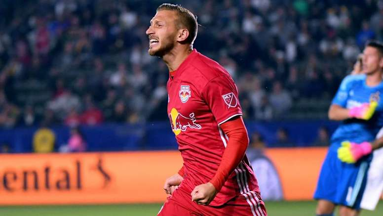 Red Bulls top Atlanta in MLS. Goal