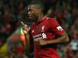 Sturridge scored a stunning strike. GOAL