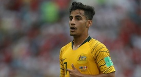 Arnold is backing Arzani to be a success in Scotland. GOAL