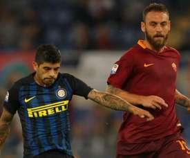 Boca Juniors veut De Rossi et Banega. Goal