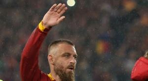 De Rossi fait ses adieux à la Roma. Goal