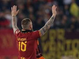 O italiano é considerado o segundo maior jogador da história da Roma. Goal