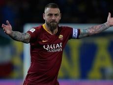 Sassuolo-Roma, cori per De Rossi: contestato Pallotta. Goal