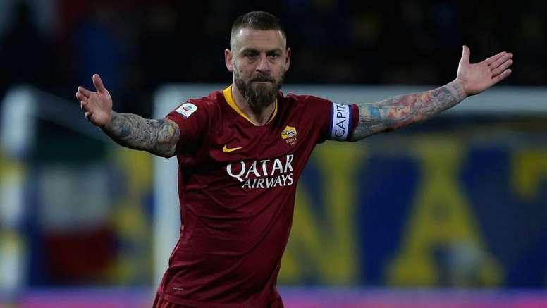 De Rossi, amore eterno per la Roma. Goal