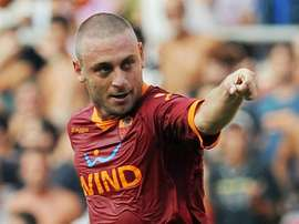Daniele De Rossi's long Roma career is coming to an end. GOAL