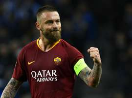 Daniele De Rossi will bid an emotional farewell to Roma. GOAL