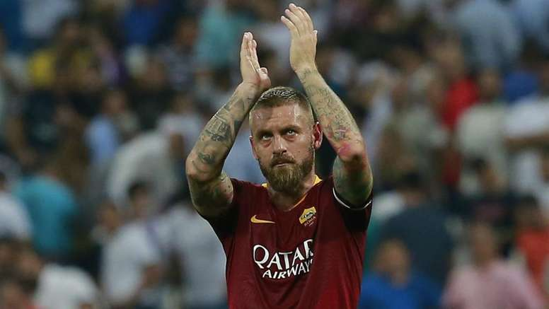De Rossi to have a farewell performance. GOAL