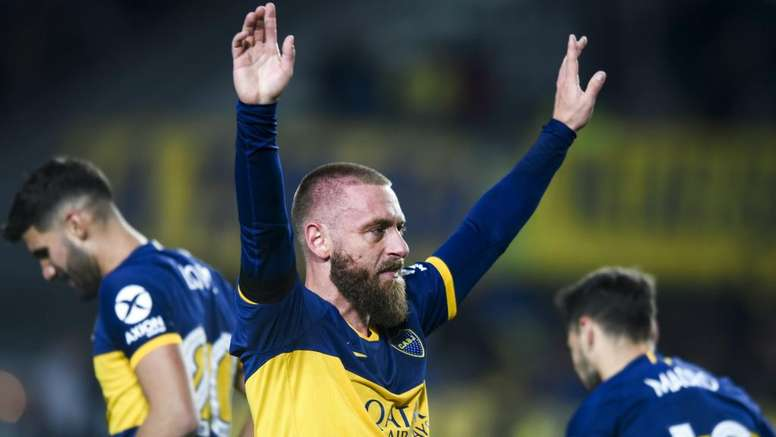 Boca apologise as De Rossi's goalscoring debut ends in shock loss
