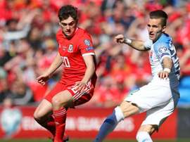 Daniel James' father sadly passed away, meaning the midfielder will miss Wales training. GOAL