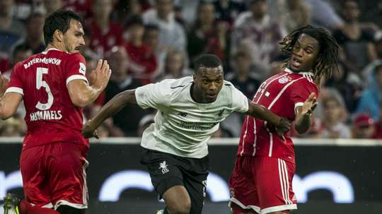 Sturridge out of Audi Cup final. AFP