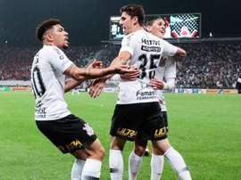 O Corinthians precisa de gols para ser campeão. Goal