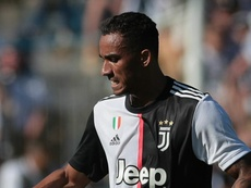 Danilo back in Juventus training ahead of Bologna match. Goal