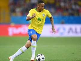Danilo out of World Cup due to ankle injury