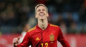 Olmo leaves door open to Barcelona. GOAL