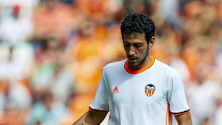 Dani Parejo may leave after his drunken antics. Goal