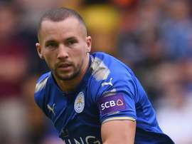 Drinkwater pourrait quitter Leicester. AFP