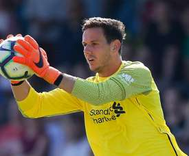 Danny Ward would have been fourth-choice keeper at Liverpool. GOAL
