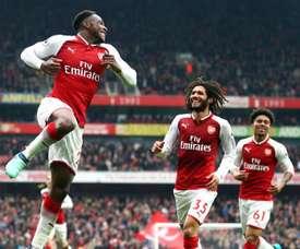 Arsenal est sur une bonne série. Goal
