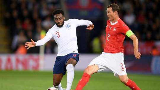 Rose was named Man of the Match as England beat Switzerland. GOAL