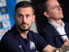 OM - Dario Benedetto sera suspendu à Monaco. AFP