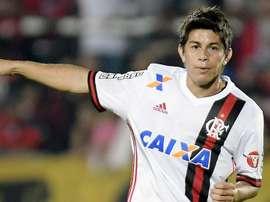 Conca não teve sucesso no 'Mengão'. Goal
