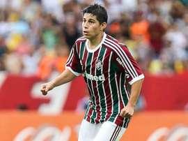 Conca diz que sonha em treinar o Fluminense.