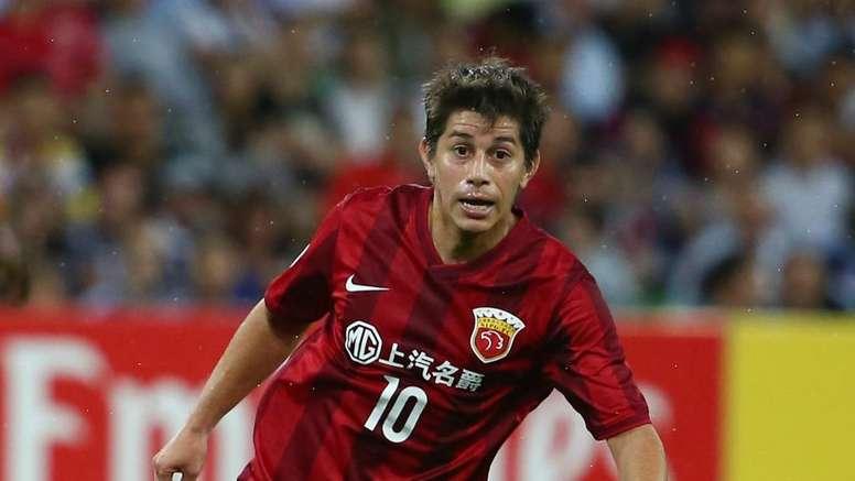 Conca é um dos grandes nomes do futebol da China. Goal